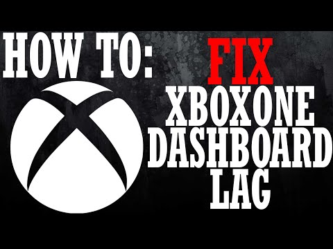 Fix a Slow and Laggy Xbox One Dashboard Menu - 3 Easy Steps