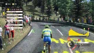 Tour de France 2015 - PS4 - Stage 20 ( Mondane - Alpe D'huez ) - TEST DRIVE