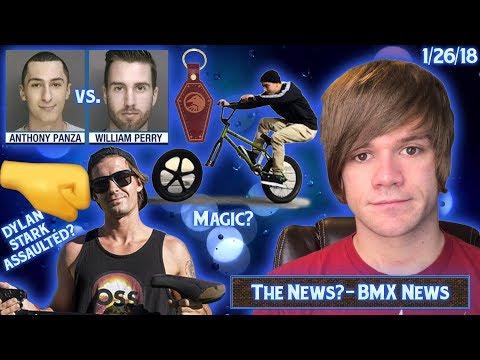 BMX News - Dylan Stark Assaulted, Billy Perry vs Anthony Panza, Matt Beringer Podcast & More 1/26/18