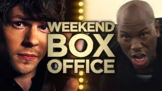 Weekend Box Office - May 31-June 2 2013 - Studio Earnings Report HD
