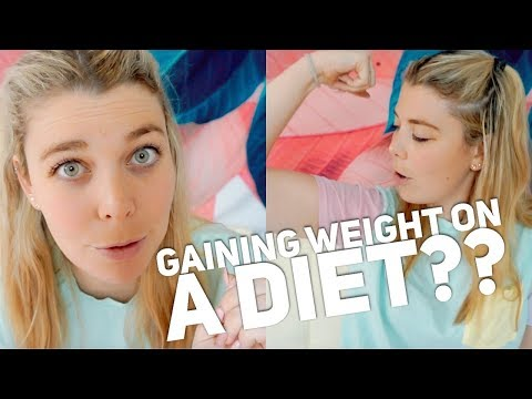 Gaining Weight On A Low Calorie Diet? (Vlog)