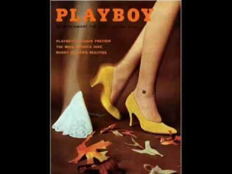 Art Paul: Playboy Magazine Covers 1950's