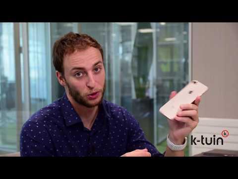 Unboxing - iPhone 8 plus en español [Oficial k-tuin]