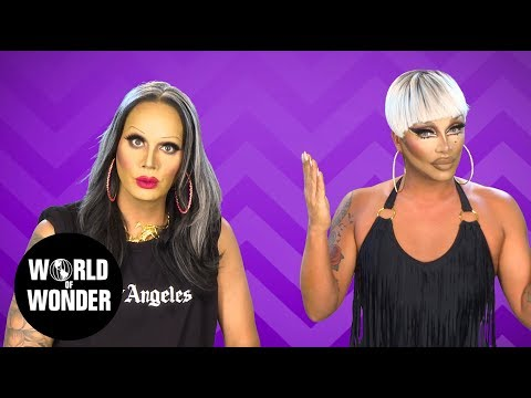 FASHION PHOTO RUVIEW: Evil Twin with Raja and Raven