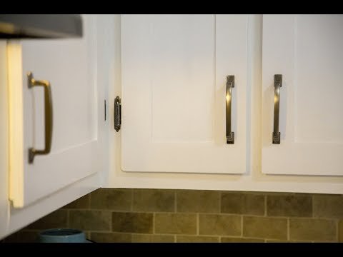 Creating DIY Shaker-Style Kitchen Cabinets