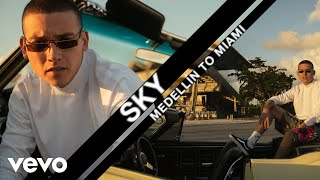 Sky - Medellín to Miami