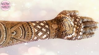 Eid Special Henna Design 2018 6 Heena Vahid Tube10x Net