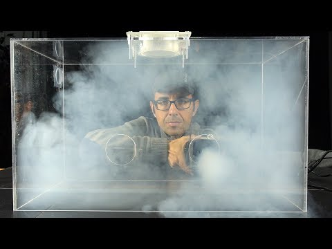 Campana de Gases. Laboratorio de Química. DIY