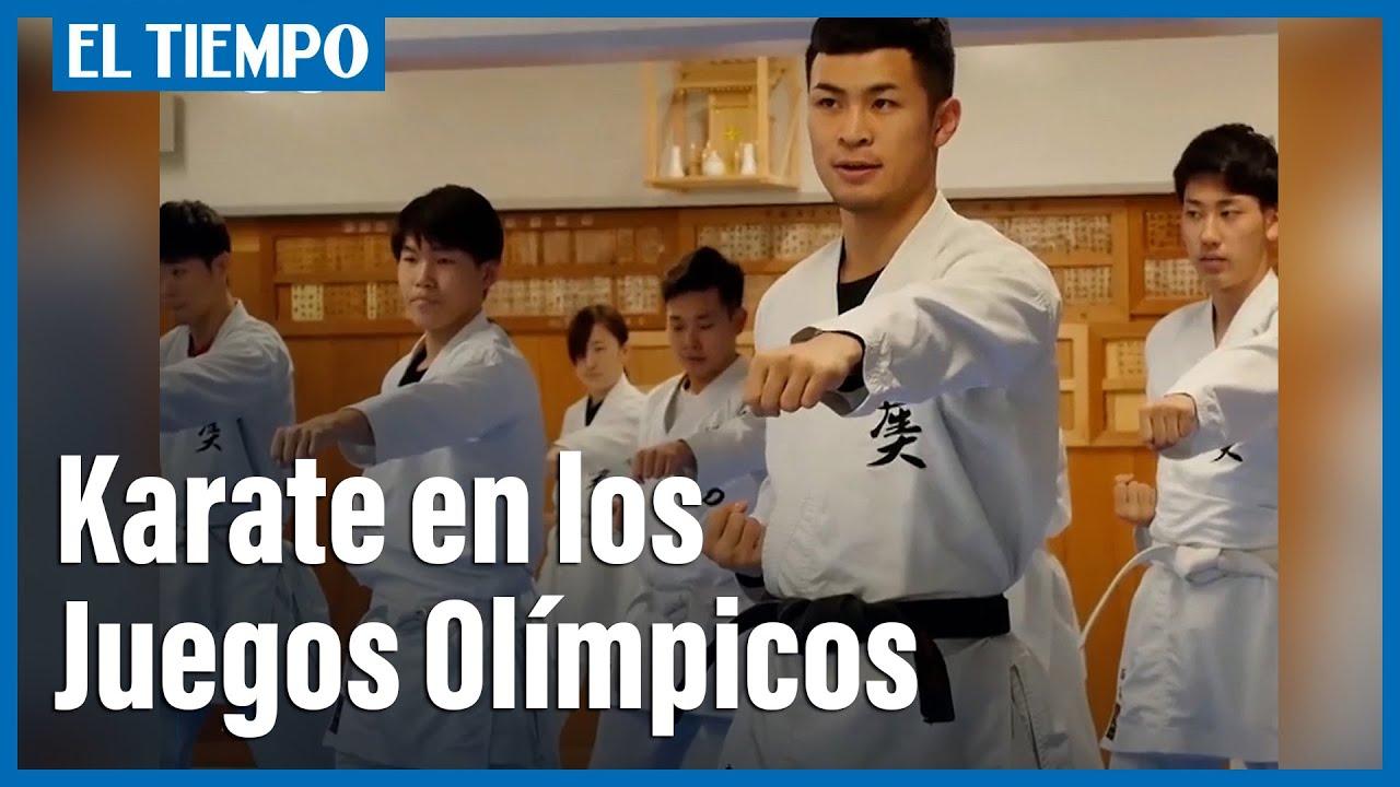 El karate debuta en los Juegos Olímpicos