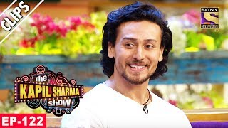 Sabbir Khan Reveals His Admiration for Tiger Shroff - The Kapil Sharma Show - 16th July, 2017