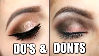Eyeshadow Do