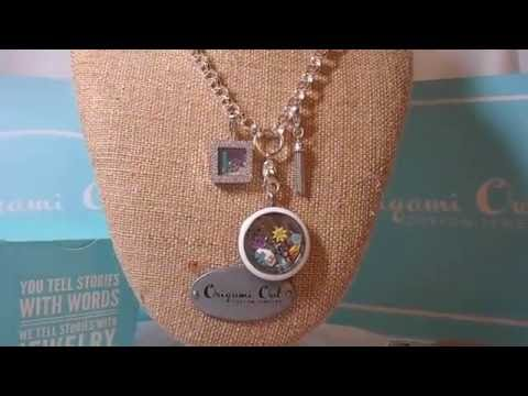 Origami Owl Facebook Jewelry Bar presentation PART 1