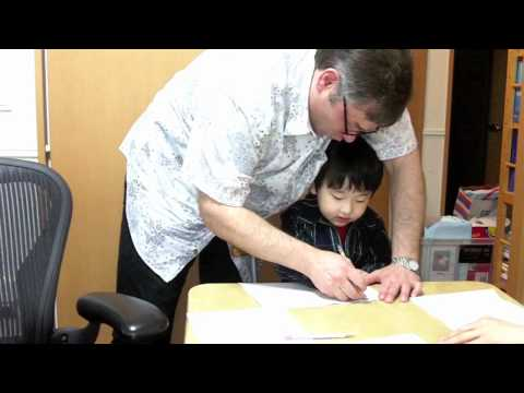 How To Teach Name Writing In English For Small Japanese Children