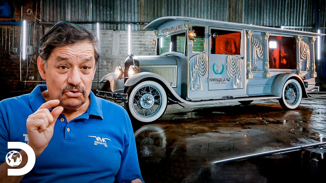 La carroza más antigua de todo México   Mexicánicos   Discovery Latinoamérica