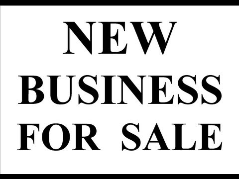 NEW Franchise / Business FOR SALE - Texas PE NS NB MS AR MO IA OK SD ND