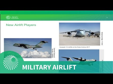 Military airlift - duopoly to plutocracy