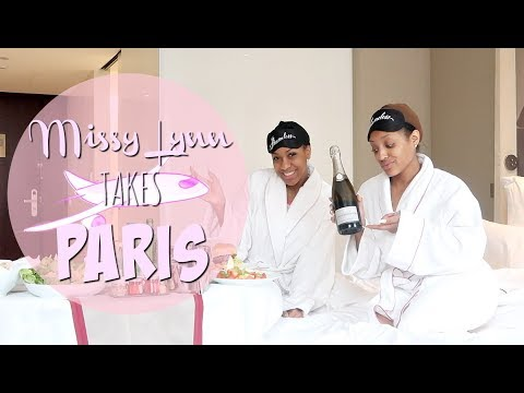 Travel Diary: Missy Takes Paris ft. Jayla Koriyan (Final Days) Vol. 3