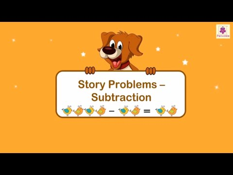 Learn Subtraction using Story | Elementary Maths Concept for Kids | Subtraction | Part 7