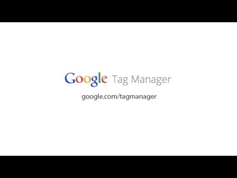 Introduction to Google Tag Manager