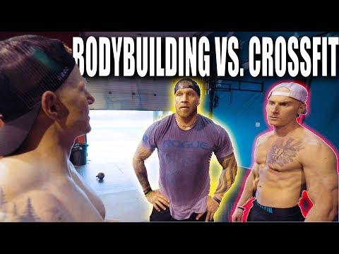 BODYBUILDER VS. CROSSFIT