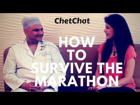 How to Survive the Marathon I How to Prepare 24 hours prior to a Marathon I #ChetChat