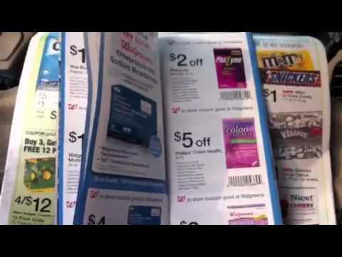 Walgreens May coupon book