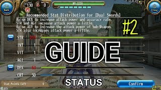 Toram online : Dual sword