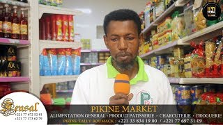 PIKINE MARKET : Alimentation Général