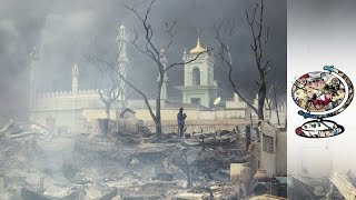 The Buddhists Massacring Muslims In Burma (2013)
