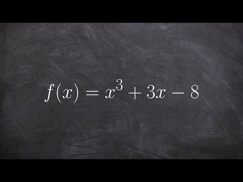 Calculus Unit 3   Learn how to use the second derivative test to determine relative extrema