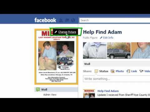 How to Use Facebook to Help Locate a Missing Person