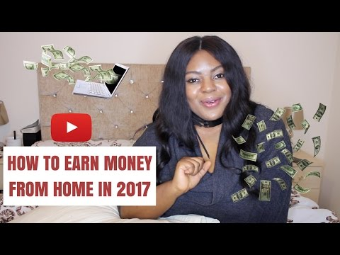 How To Earn Money From Home | Make Money Online Fast | StartUp Reine