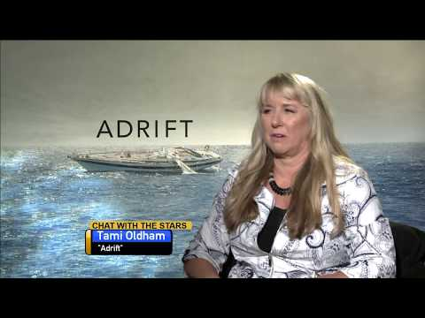 CHAT WITH THE STARS: Tami Oldham's story comes to life in