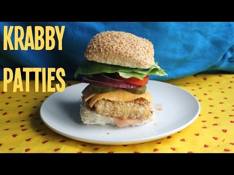 How to make a Krabby Patty (Ad)