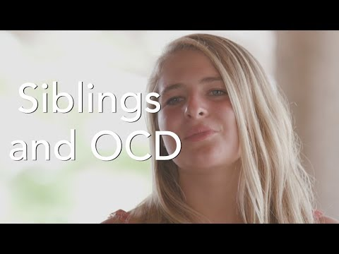 How OCD Affects Siblings