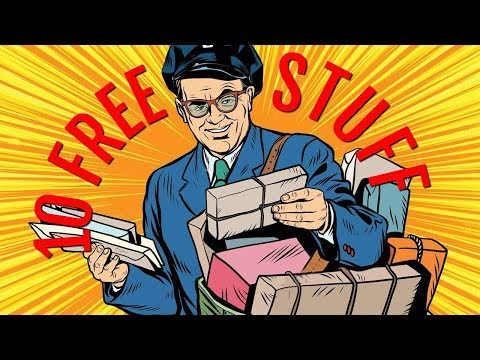 10 Free Stuff Online You'll Love
