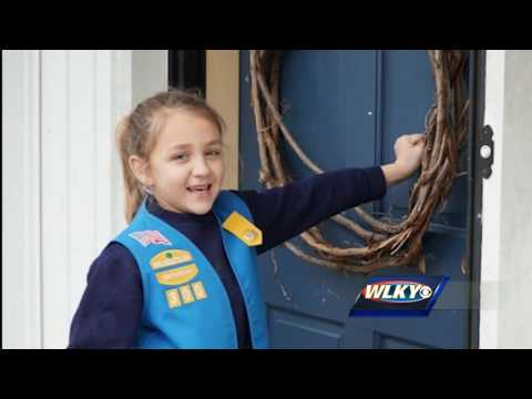 Girl Scout cookie digital sales on the rise