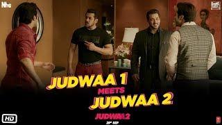 Judwaa 1 Meets Judwaa 2 | Judwaa 2 | Varun | Jacqueline | Taapsee | David Dhawan | Sajid Nadiadwala
