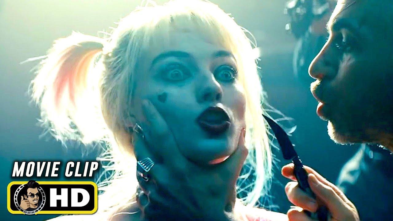 BIRDS OF PREY (2020) Clip - The Joker is Gone [HD] Margot Robbie