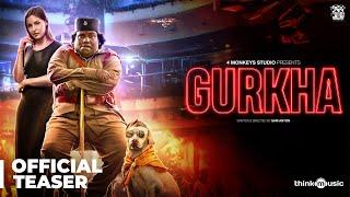 Download Gurkha Official Teaser   Yogi Babu, Anandraj   Raj Aryan   Sam Anton Video