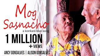 Mog Sasnacho - Alison & Ancy Gonsalves (Official Video - Konkani Song)