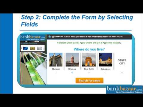 How to Apply for a Citibank Credit Card ?