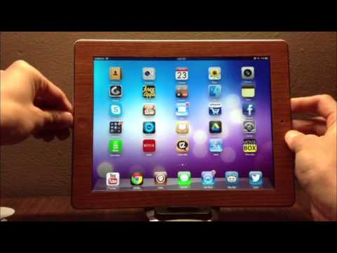 How to Connect External Hard Drive or USB Flash Drive to iPad (iOS 6 - 10)