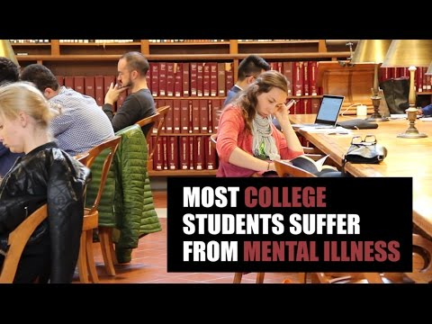 ESTv - Mental Illness Affects Most College Students