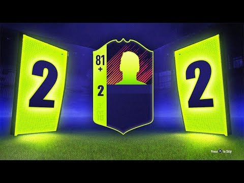 AWESOME NEW 81+ 2 PLAYER UPGRADE SBC! - FIFA 18 Ultimate Team