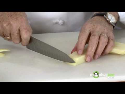 How To Cut Potatoes