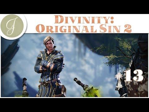 Divinity: Original Sin 2 Modded Roleplay ▶Shelben Riley Katte◀ A P&J Pajama Livestream - 2018-05-18