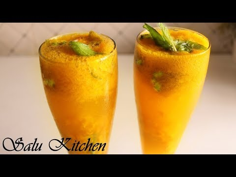 Spicy Mango Punch || Variety Summer Drink || Ep#551