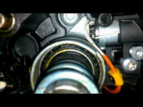 GM How to Replace Ignition Lock Cylinder