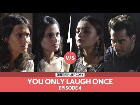 Xxx Mp4 FilterCopy Vs Varun Dhawan And Alia Bhatt YOLO You Only Laugh Once S01E04 Ft Aisha Amp Yash 3gp Sex